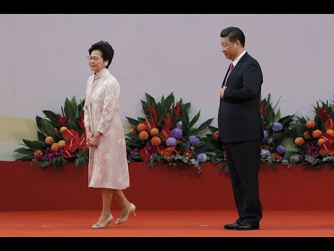 《今日点击》香港区议会选举沈默大多数拒绝中共 习总管治政策完败