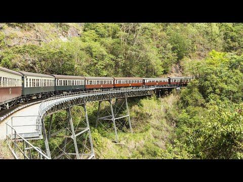 Cairns - Kuranda Scenic Railway Day Trip