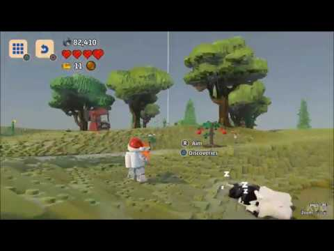 LEGO Worlds - Open World Free Roam Gameplay #3 (PS4 Pro HD) [1080p60FPS]