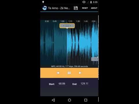 Mp3 Cutter & Ringtone Editor