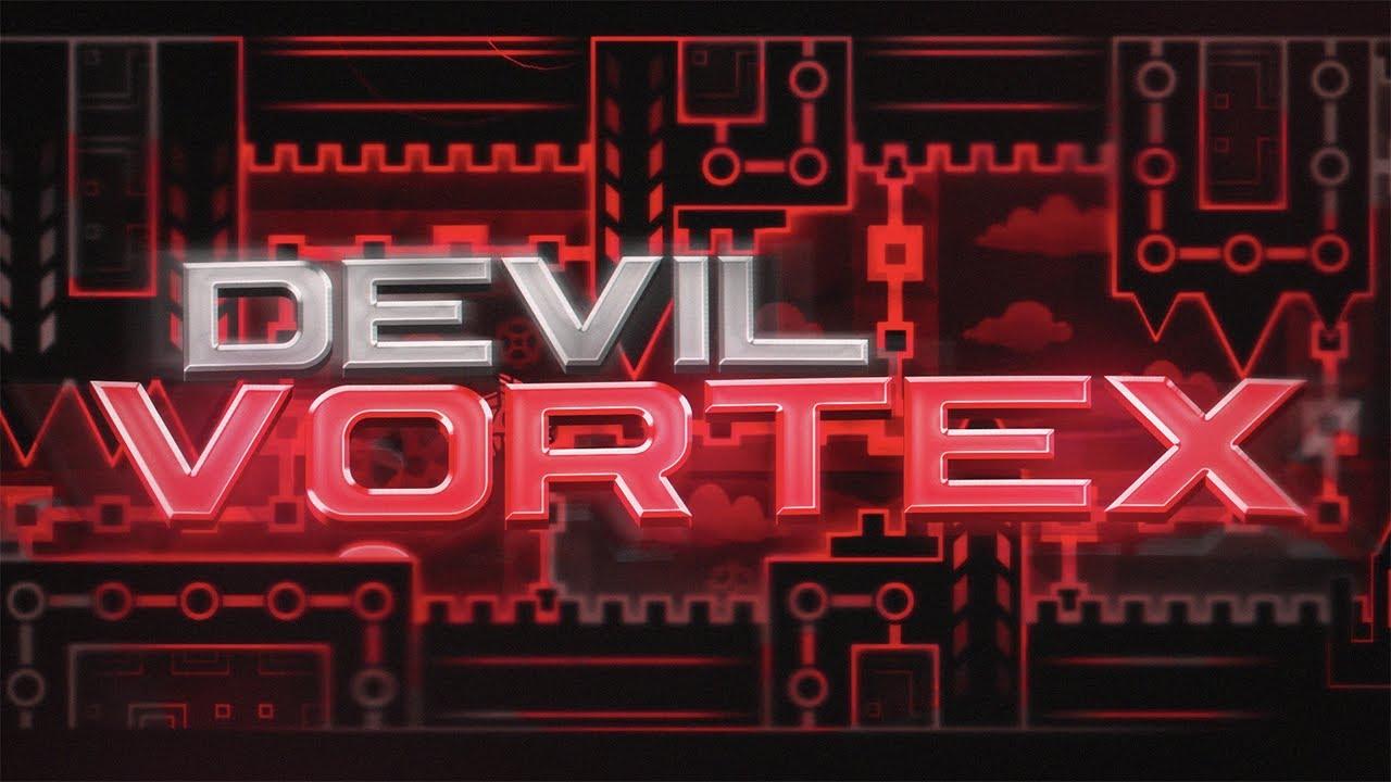 Devil Vortex (Extreme Demon) by Rustam | Geometry Dash