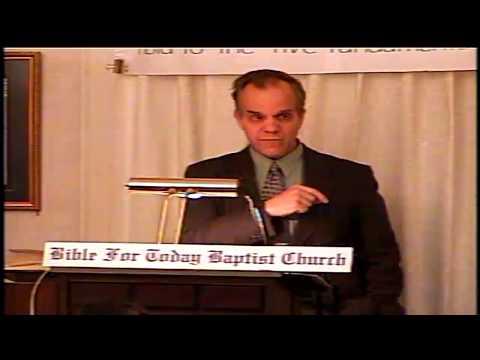 Controversy over the Five Fundamentals   – History of Fundamentalism Class #11 – BFTBC