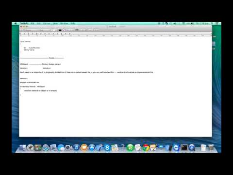 iOS 7.1 programming Lecture 1: Objective C Basics