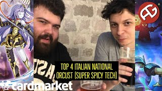 ~ TOP 4 WCQ ITALIAN NATIONAL 2019 ~ ORCUST ( SUPER SPICY TECH ) ~ ANDREA MILITANO ~