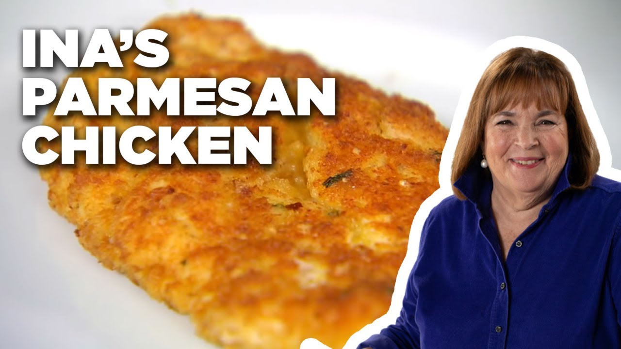 How to make inas parmesan chicken food network youtube how to make inas parmesan chicken food network forumfinder Images