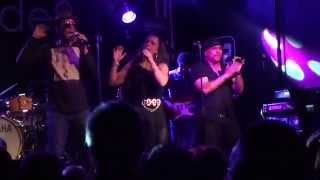 Shalamar live at Concorde2 - 02 I Owe You One