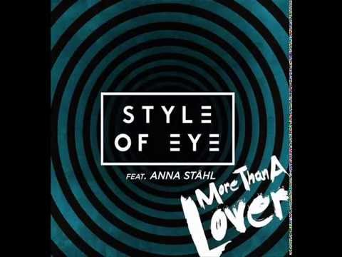 Style of Eye feat. Anna Stahl - More Than A Lover (Extended Version)[Ultra]