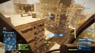 Battlefield 3 Aftermath Gameplay PC 720p