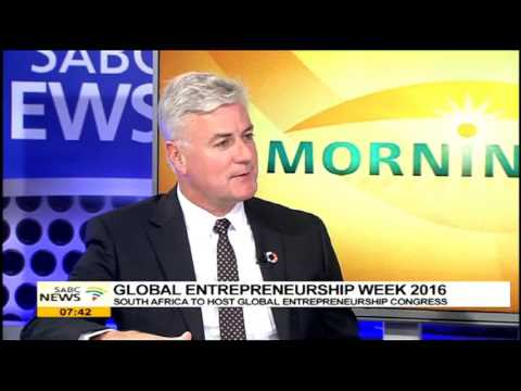 SA to host 1st African Global Entrepreneurship Congress in March 2017