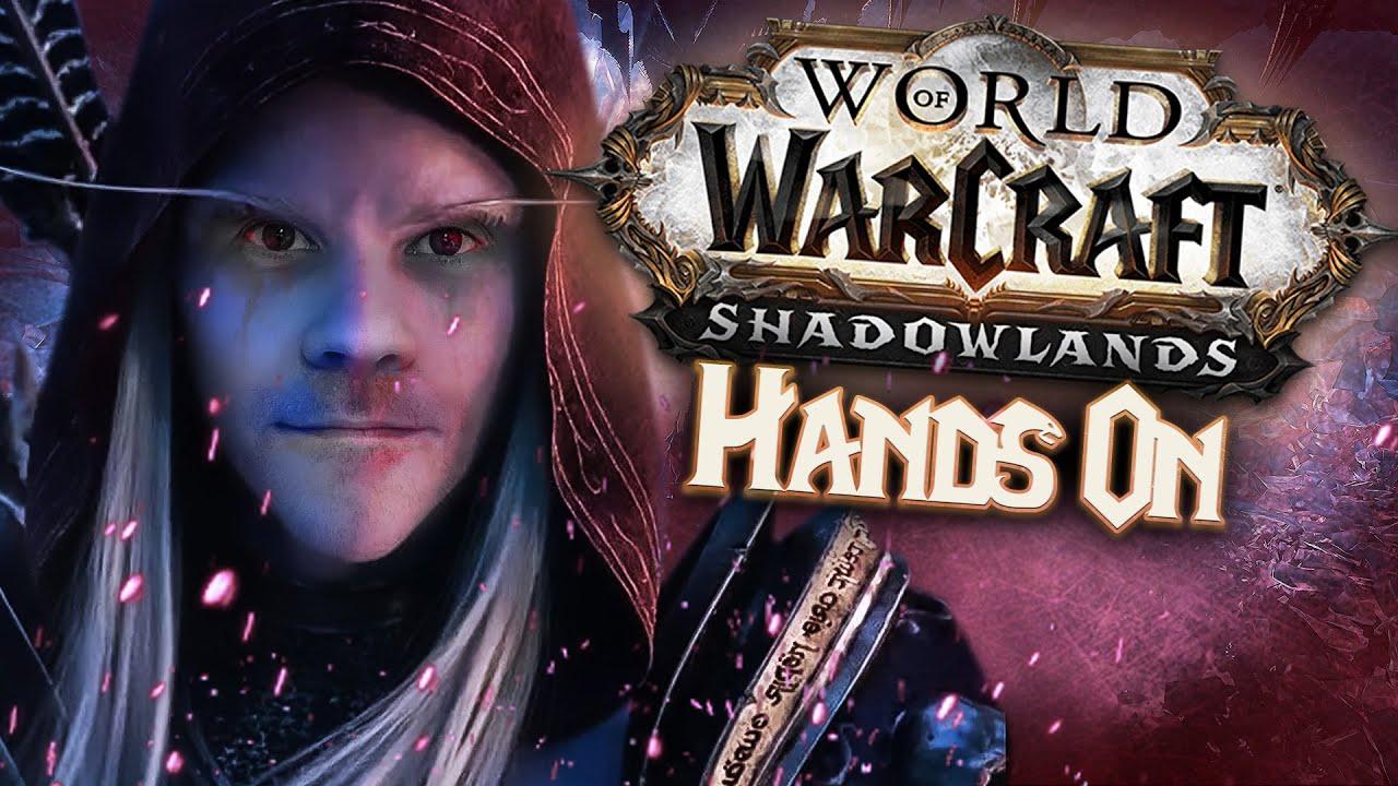WoW great again? Wir konnten die neue Expansion zocken | World of Warcraft Shadowlands mit Dennis
