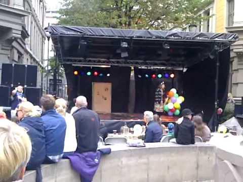 Oslo Book Fair 16 September, 2012