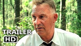 THE HIGHWAYMEN Official Trailer (2019) Kevin Costner, Woody Harrelson Netflix Movie HD
