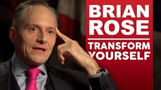 BRIAN ROSE - TRANSFORM YOURSELF- Part 1/2 - On Jordan Harbinger's Podcast   London Real