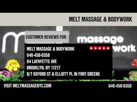 Melt Massage & Bodywork -REVIEWS- NYC Massage, Pilates and Yoga Studio Reviews