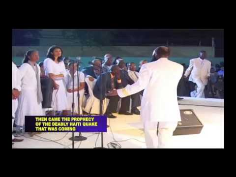 2010 Haiti Earthquake Prophecy & Fulfillment - Prophet Dr. Owuor