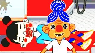 Играем как ТОРГОВЫЙ ЦЕНТР в PEPI HOSPITAL #13 Мультяшная игра для детей детское видео и мультик