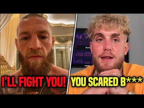 Conor Mcgregor SENDS MESSAGE to Jake Paul EXPOSING Him!