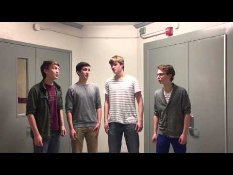 The Stairwell Singers -- The Star Spangled Banner
