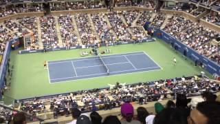 US OPEN 2012 (Murray vs Raonic)