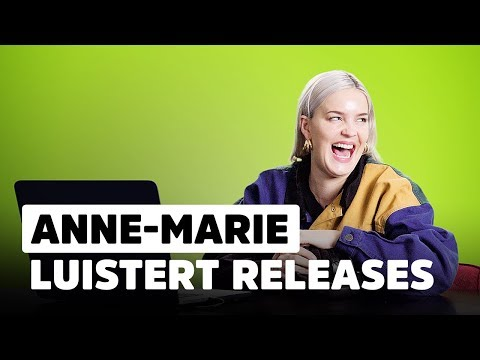 Anne-Marie is fan van Bizzey en Boef I Release Reacties