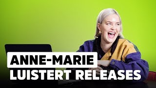 Anne-Marie is fan van Bizzey en Boef I Release Reacties thumbnail
