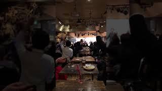 韻シストBAND&MICHEAL PUNCH のフリーライブ2【シークレットゲスト:PUSHIM「I Play」】@Brooklyn Parlor