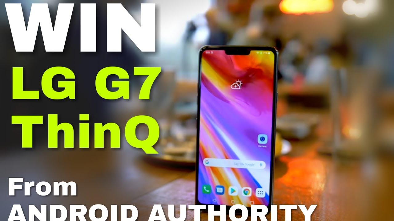 Android authority s5 giveaways