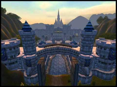 World Of Warcraft Wallpaper Hd Musica Del Wow Ventormenta Youtube