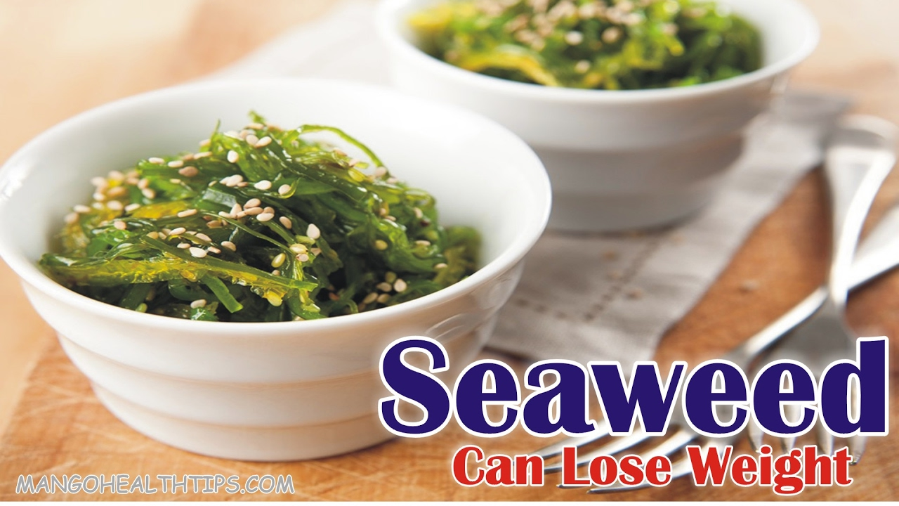 Watch Can Seaweed Help You Lose Weight video