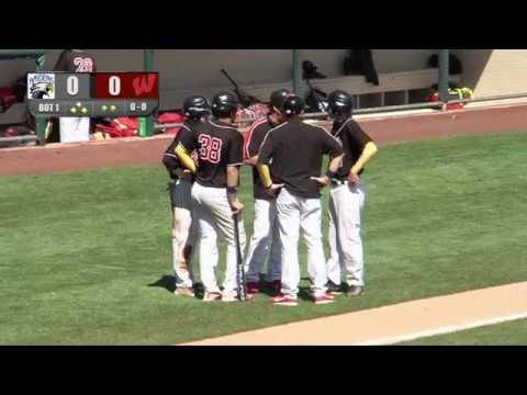 High School Baseball Woodbridge vs North Brunswick