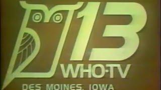 who tv des moines commercial breaks august 22 1977
