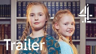 TRAILER: Child Genius | Tuesday 8pm | Channel 4