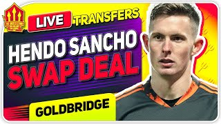 Sancho for Henderson? Kounde the Priority! Man Utd News