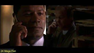 Jack Bauer & President Palmer's Final Conversation - 24 Season 4 Finale Video