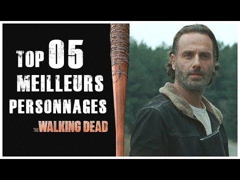 """L'Instant """"Walking Dead"""" : TOP 5 des Meilleurs Personnages !"""