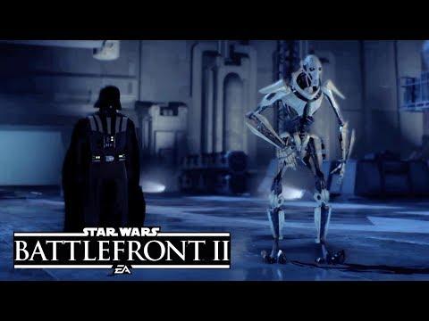 Battlefront 2 Hero Showdown General Grievous