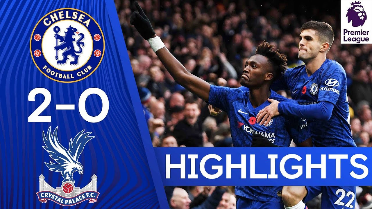 Chelsea 2-0 Crystal Palace | Dynamic Duo Abraham & Pulisic Strike Again! ???????? | Highlights