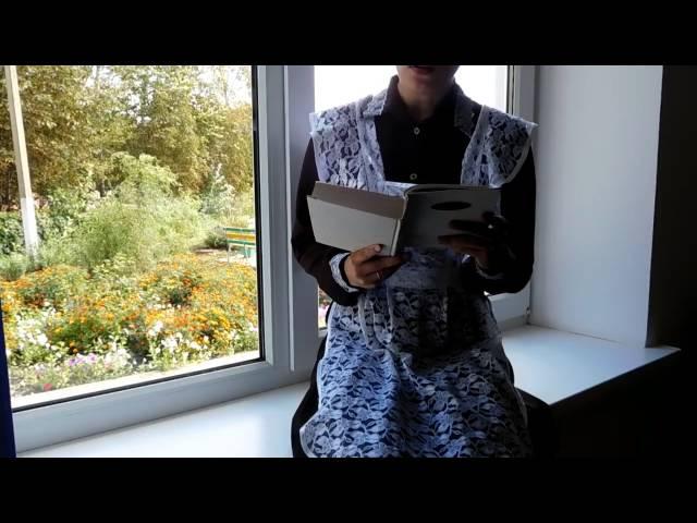 """Изображение предпросмотра прочтения – «МБУК """"Аверинский ДК""""» читает произведение «Как дымкой даль полей...» И.А.Бунина"""