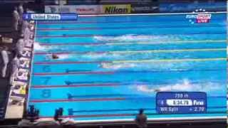 Swimming 15 th FINA World Championships Barcelona 2013 Day 6 Semis/Finals