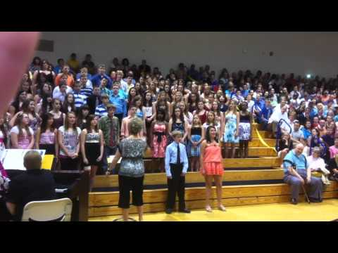 Lean on Me- Queensbury Middle School