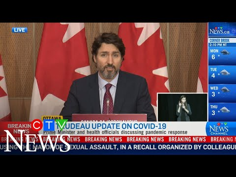 Trudeau on COVID-19 vaccines: 'This is no small task, which is why we have a clear plan'