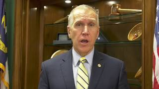 Senator Tillis Applauds President Trump on Successful State of the Union Address