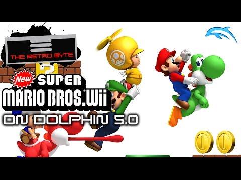 New Super Mario Bros  Wii - Dolphin Emulator Wiki