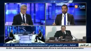 برنامج قضية ونقاش.. تصريحات مثيرة من عمار سعيداني وشكيب خليل في الواجهة