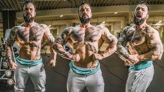 10 MONATE OHNE STOFF FORMCHECK! Muskeln in der Diät verloren?