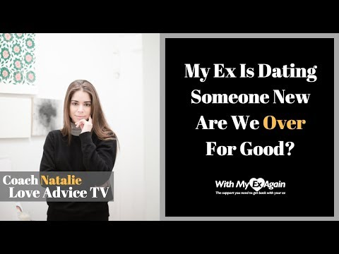 does dating someone else help you get over your ex