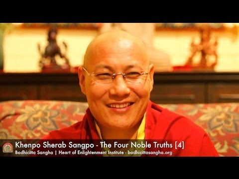 The Four Noble Truths: Foundations of Buddhism Retreat [session 4]