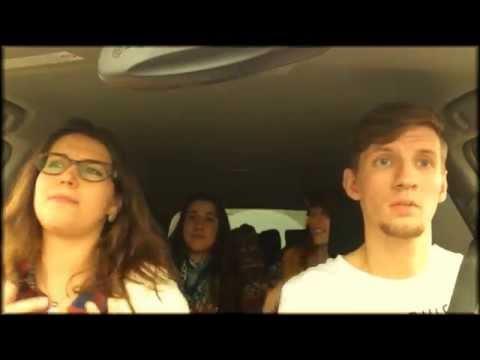 Spice Girls - Wannabe Car Karaoke