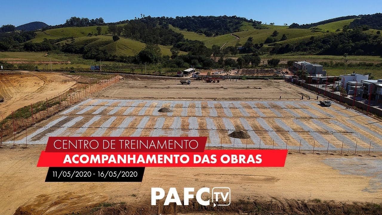 📹🚧🔴⚫️ | CENTRO DE TREINAMENTO | 11/05/2020 - 16/05/2020