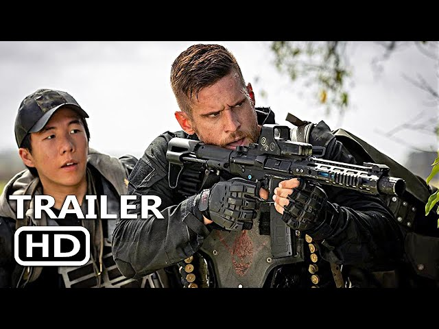 OCCUPATION RAINFALL Official Trailer (2021)